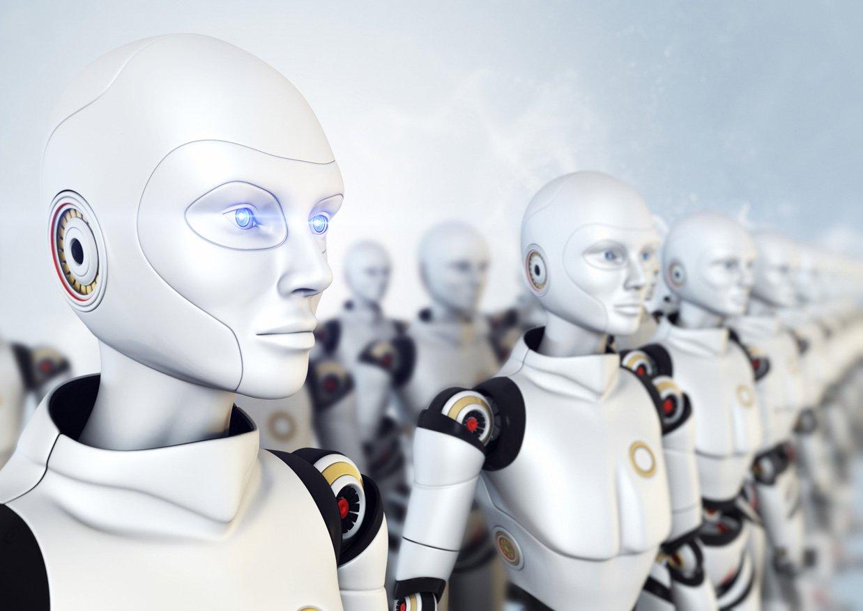 Resultado de imagen de future robots