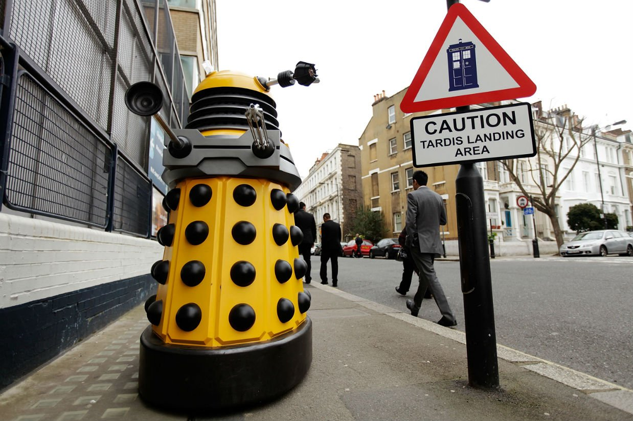 Life policies that cover against death by Dalek from Virgin