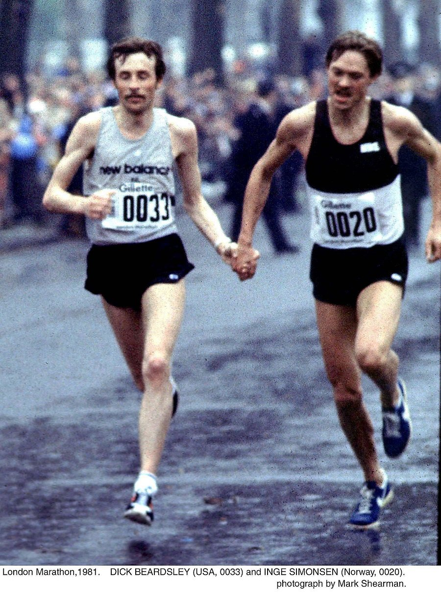 First Ever London Marathon Winners To Start 2015 Race