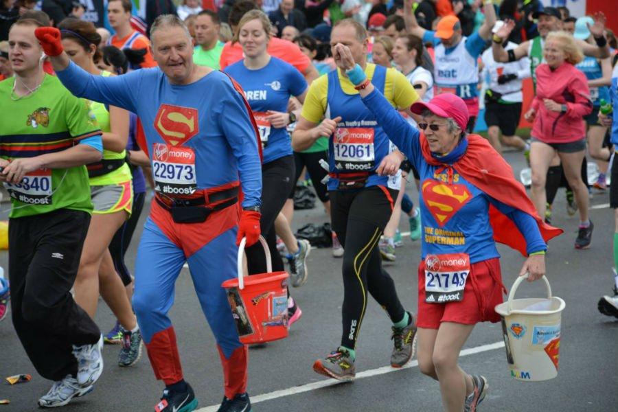 Enter Virgin Marathon 107