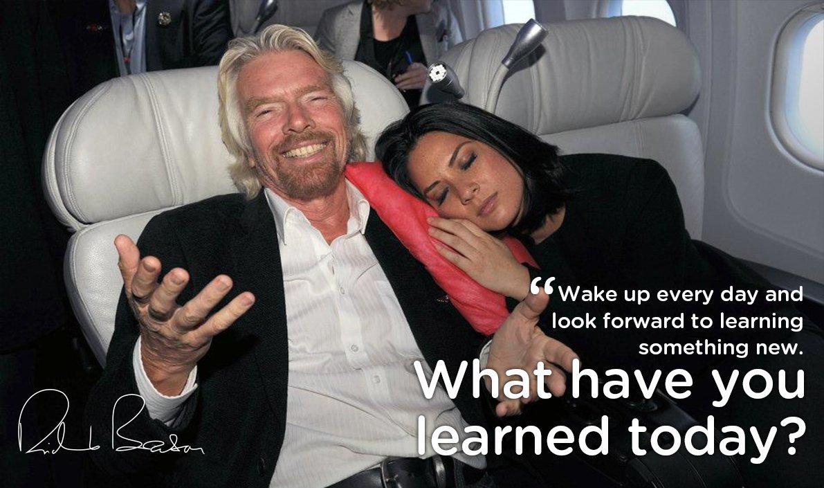10 Inspirational Richard Branson Quotes Part Four Virgin