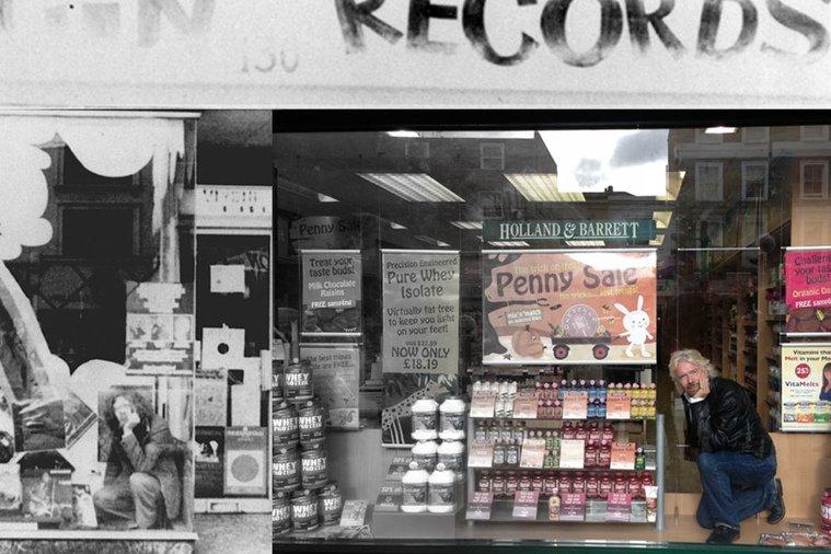 Richard Virgin Records