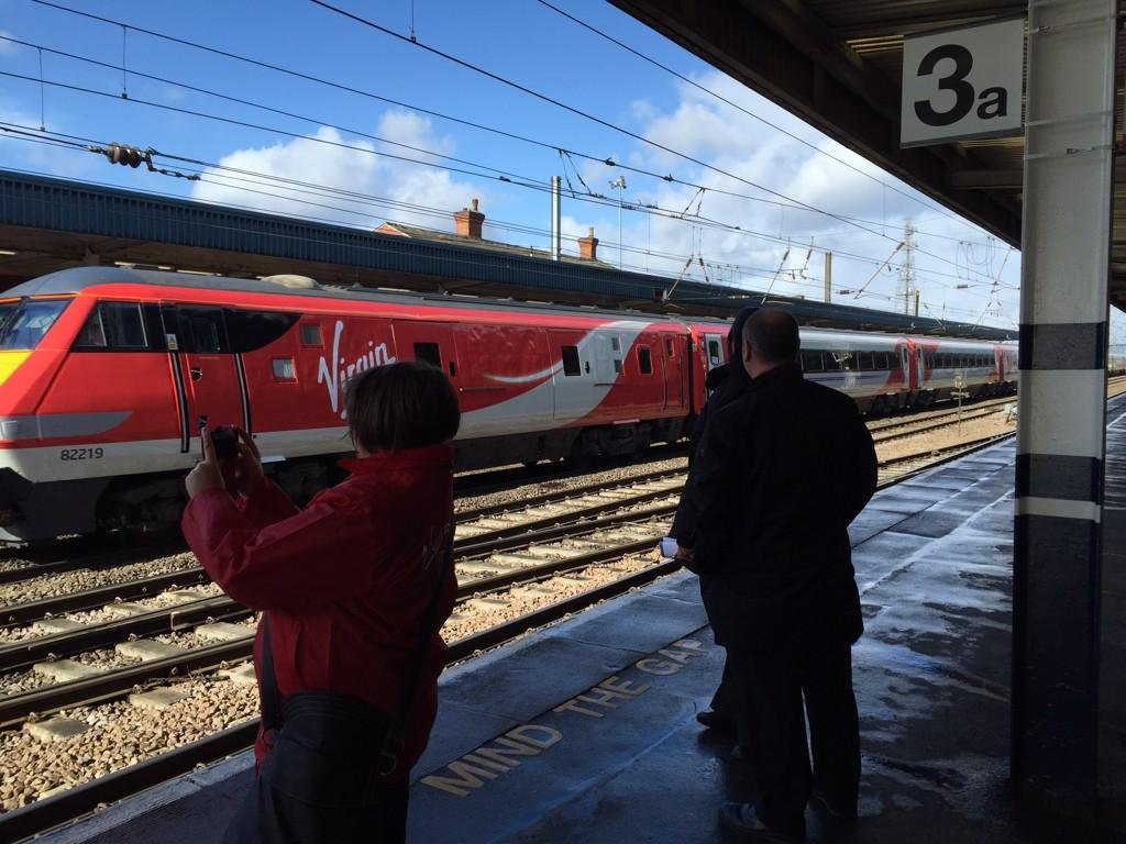Virgin Trains launches new services on the east coast | Virgin