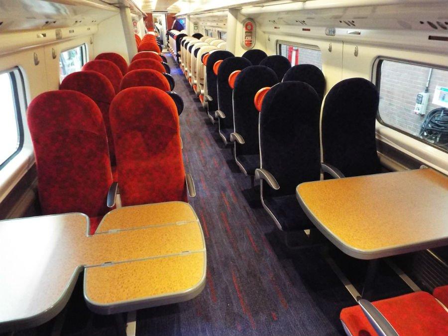 Virgin Trains add more seats to Standard Class | Virgin