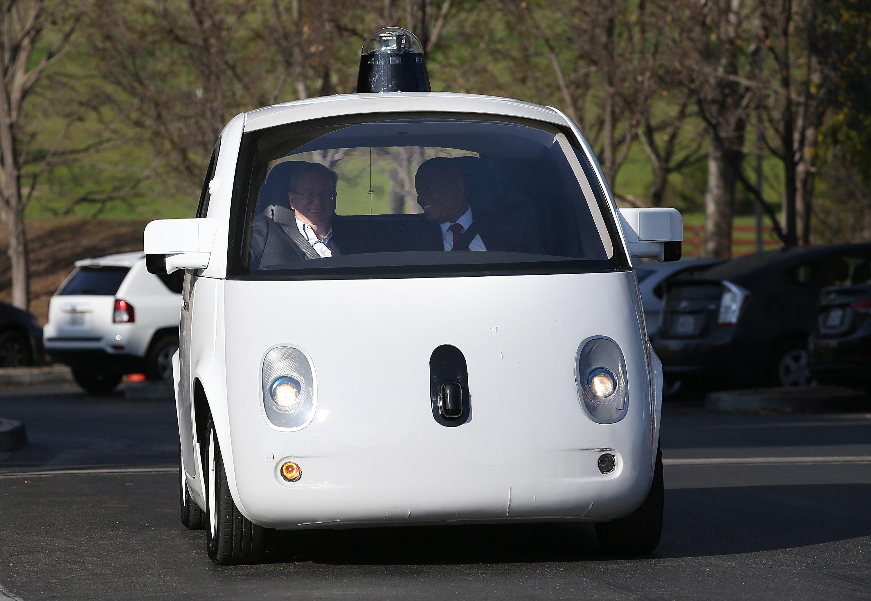 20 million self-driving cars in 10 years | Virgin