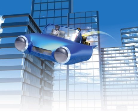 The Future Of Automobile Will We Ever Get Flying Cars