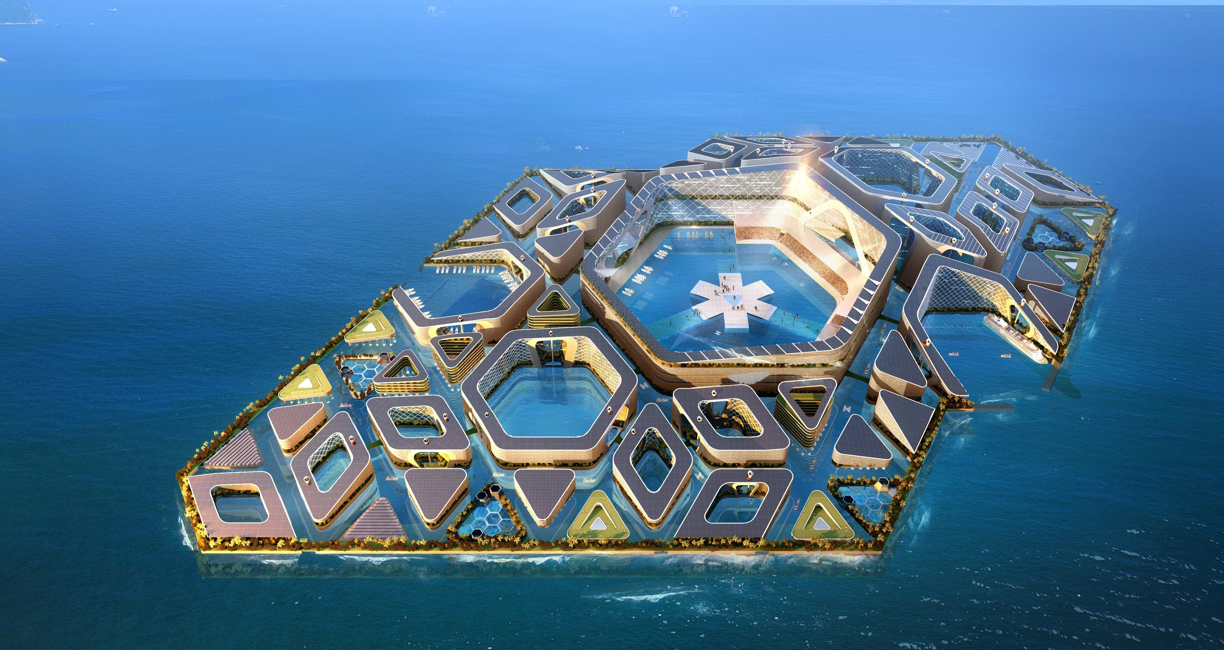 atlantis at last see china s designs for underwater city virgin