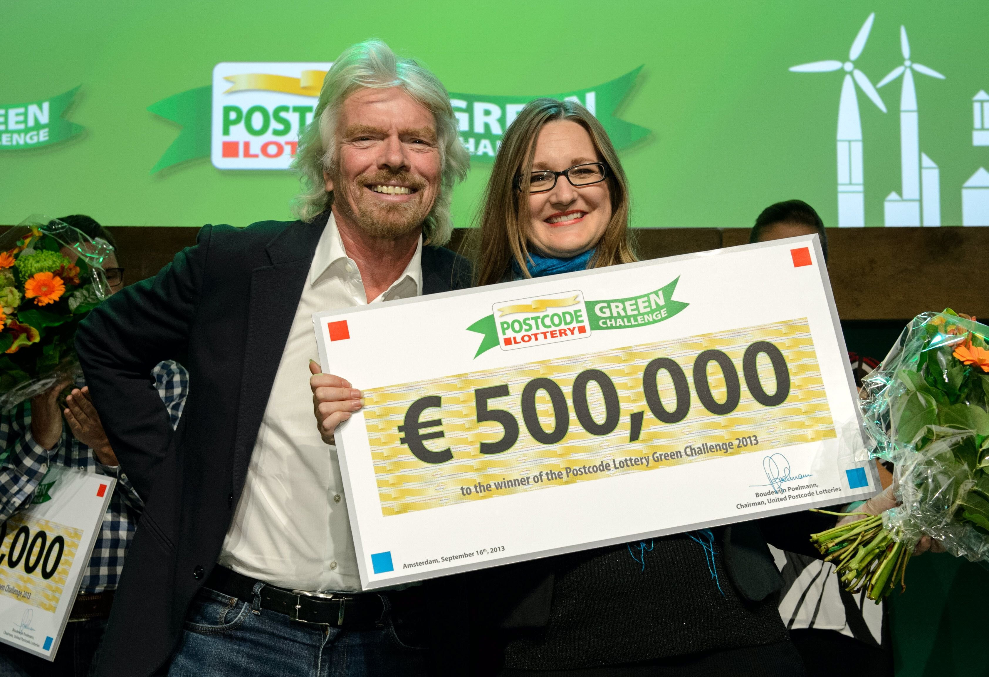 Five Finalists For The Postcode Lottery Green Challenge Announced