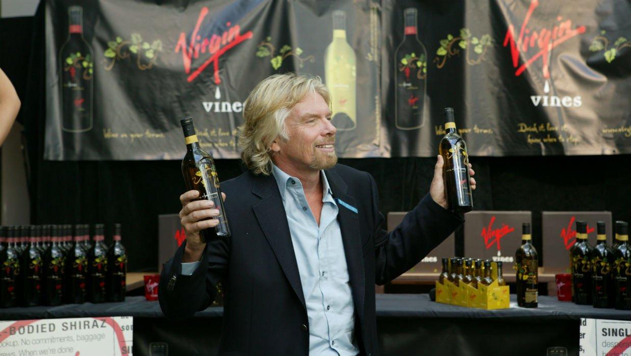 Virgin Wines Launch