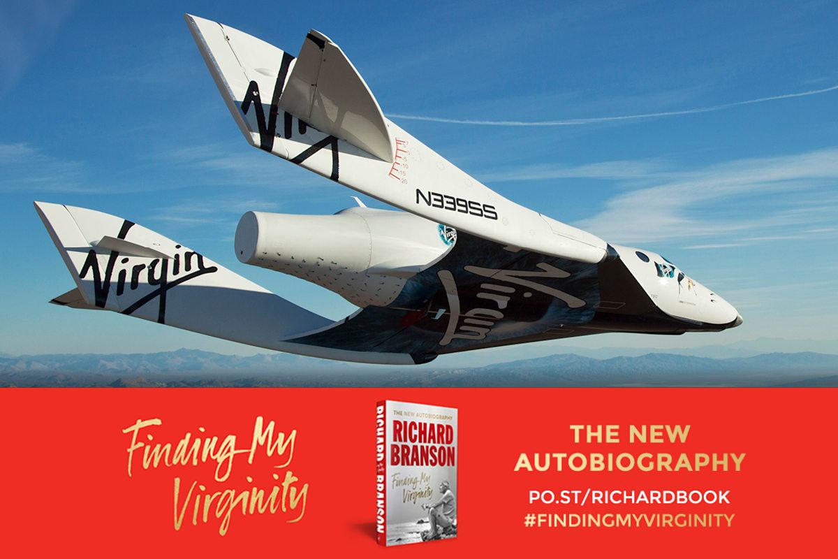 Lift-off for Virgin Galactic | Virgin