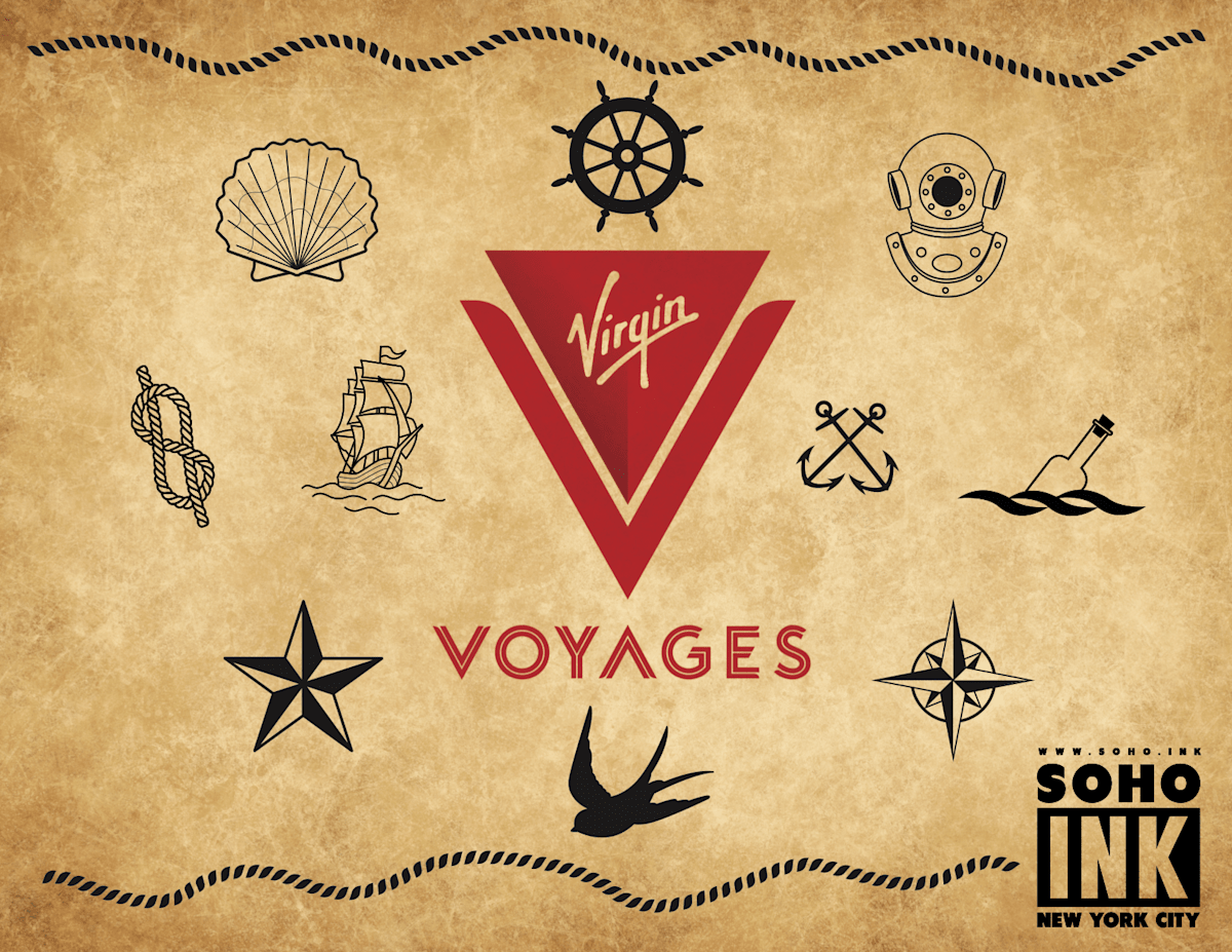 a22576d5d3fa5 Get a tattoo on board Virgin Voyages | Virgin
