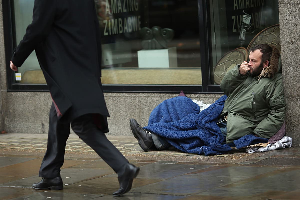 Tackling homelessness with crowdfunding | Virgin