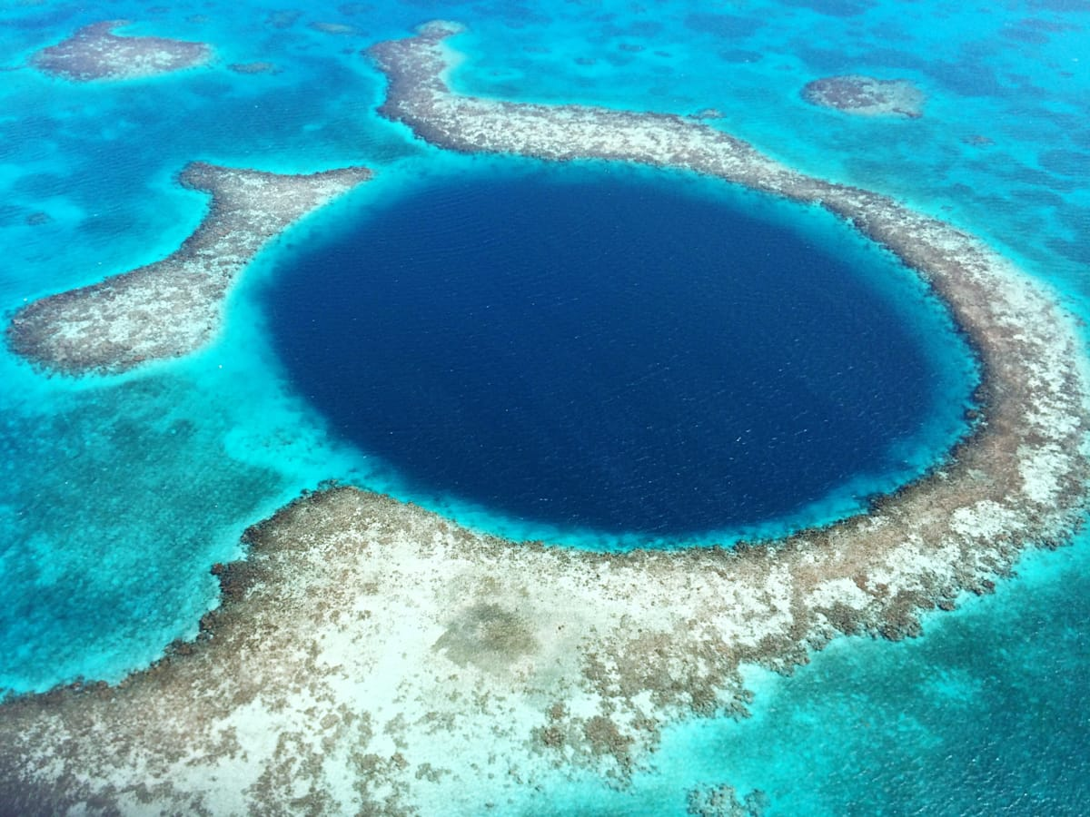 Opinion bottom of the blue hole opinion you