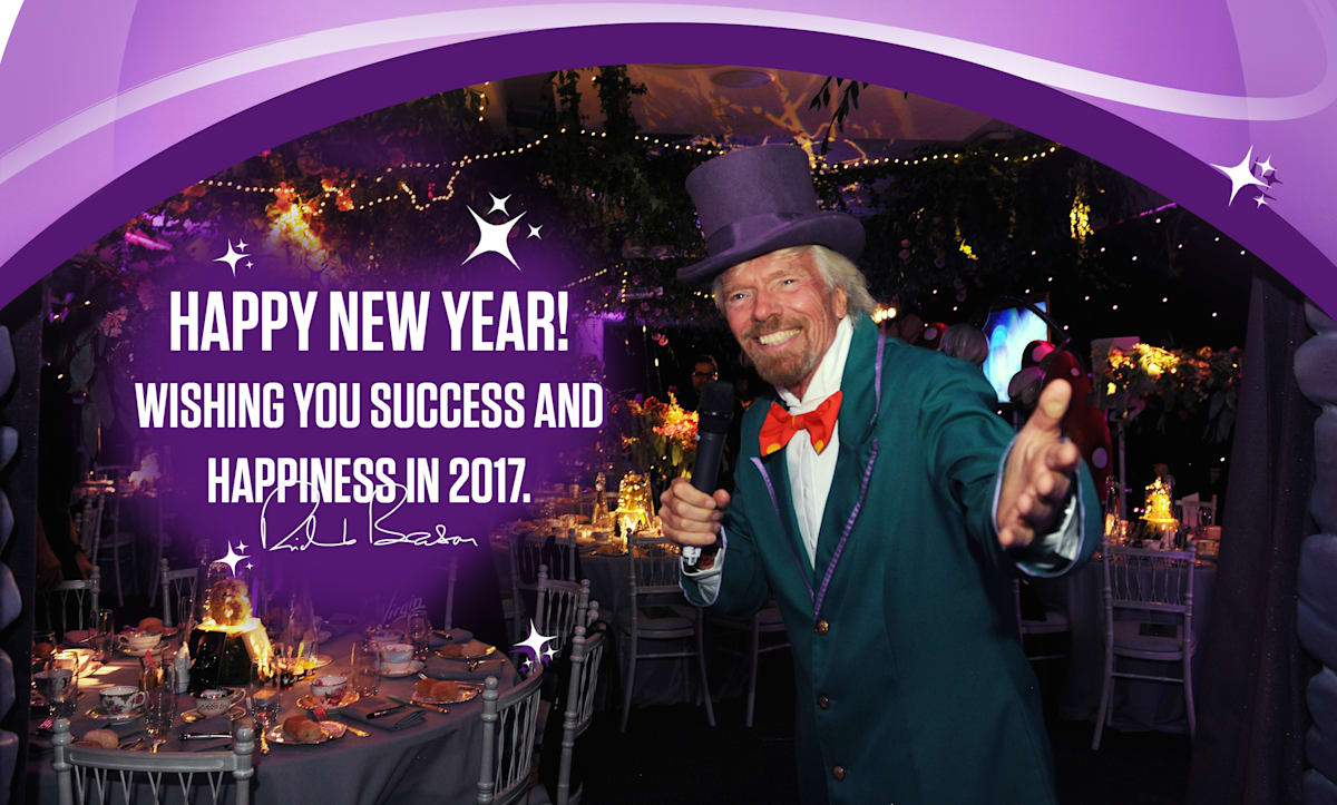 Happy New Year Everybody Wishing You Happiness And Success In 2017