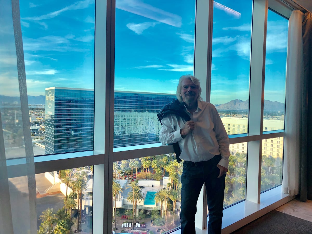 Announcing The Virgin Hotel Las Vegas | Virgin