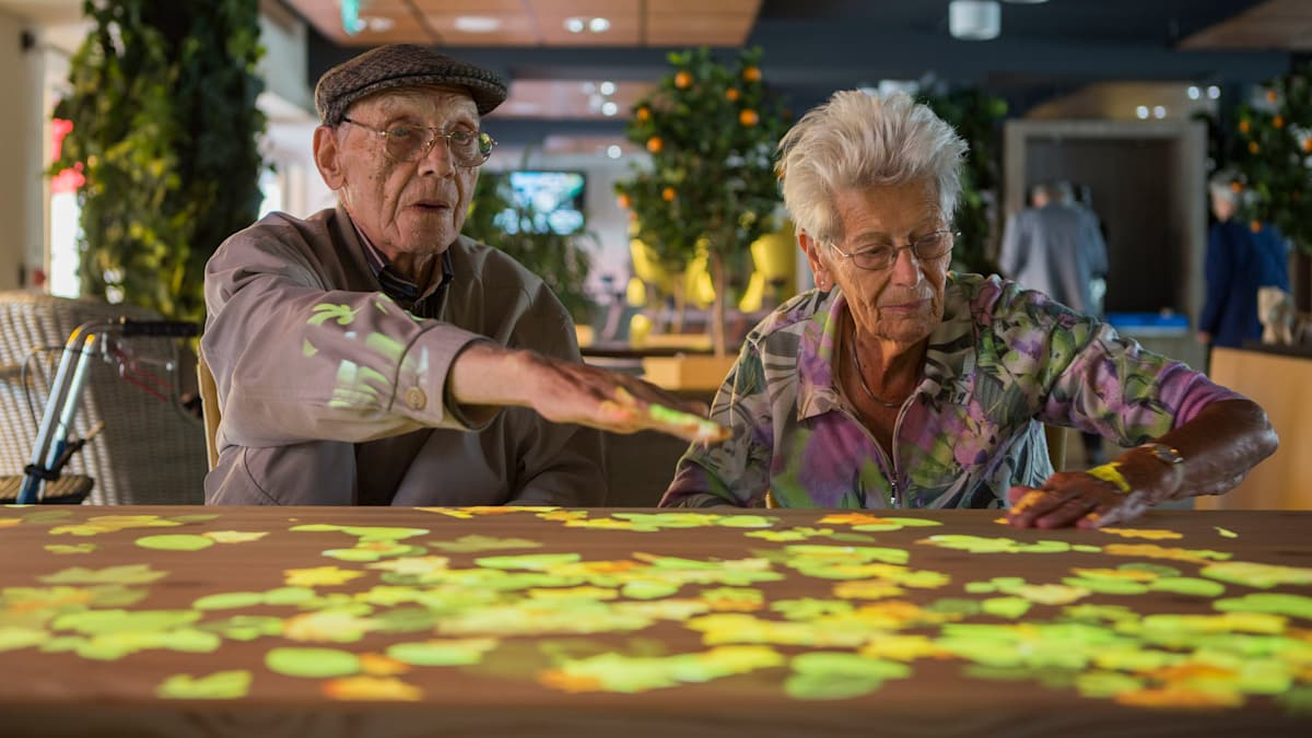 How games are helping people with dementia | Virgin