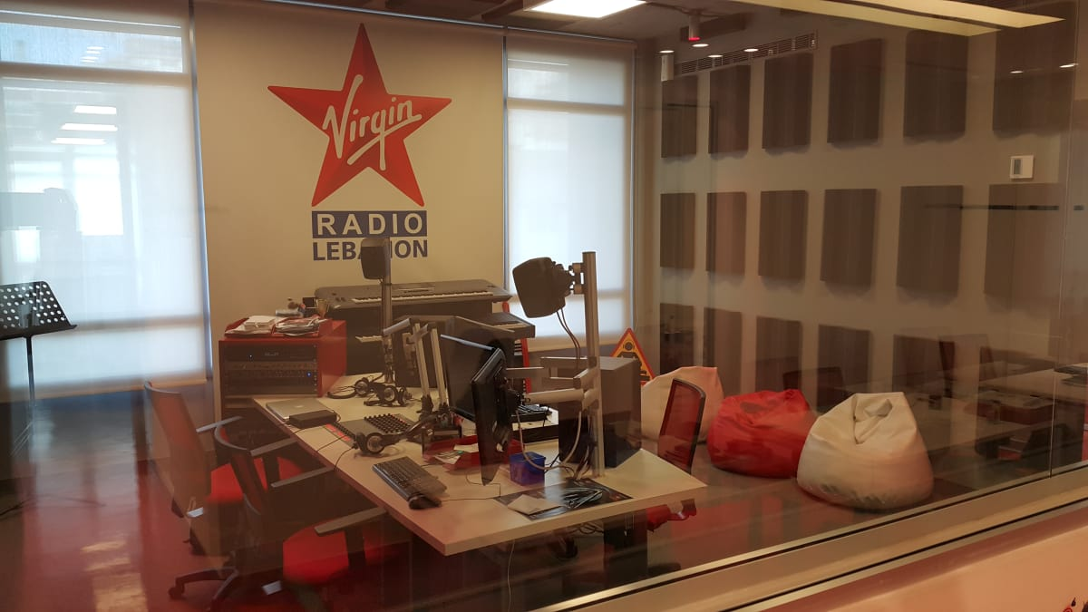 How To Create A Radio Station That Looks As Good It Sounds Virgin Building Image Credit Lebanon