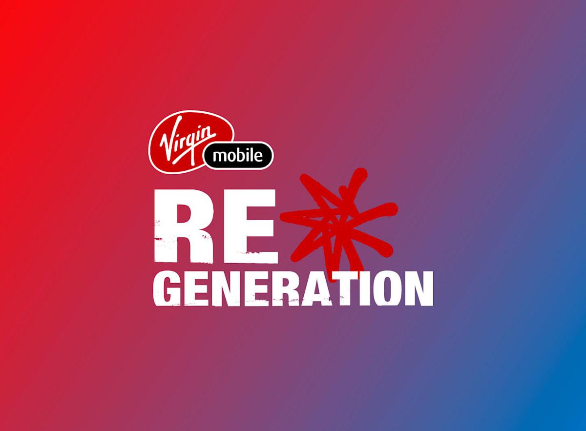 Sparking hope with Virgin Mobile RE*Generation | Virgin