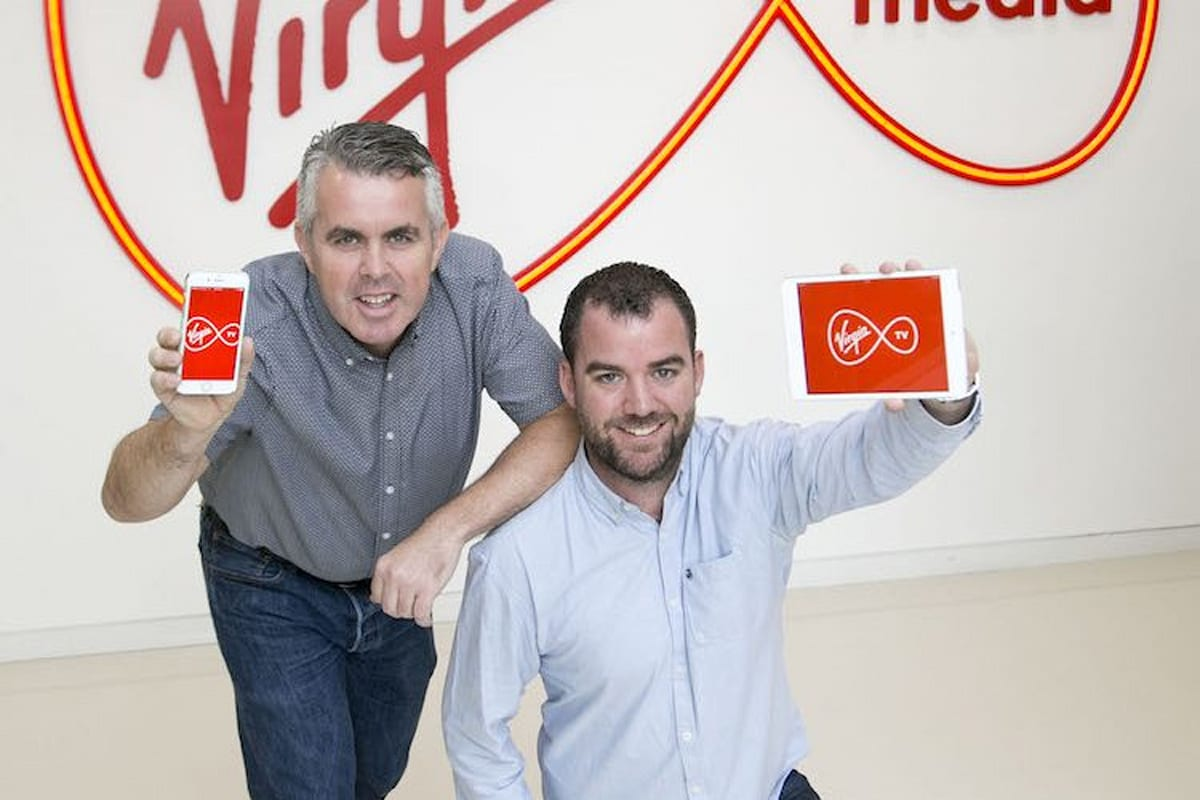 Virgin Media Ireland adds voice control to TV Anywhere app