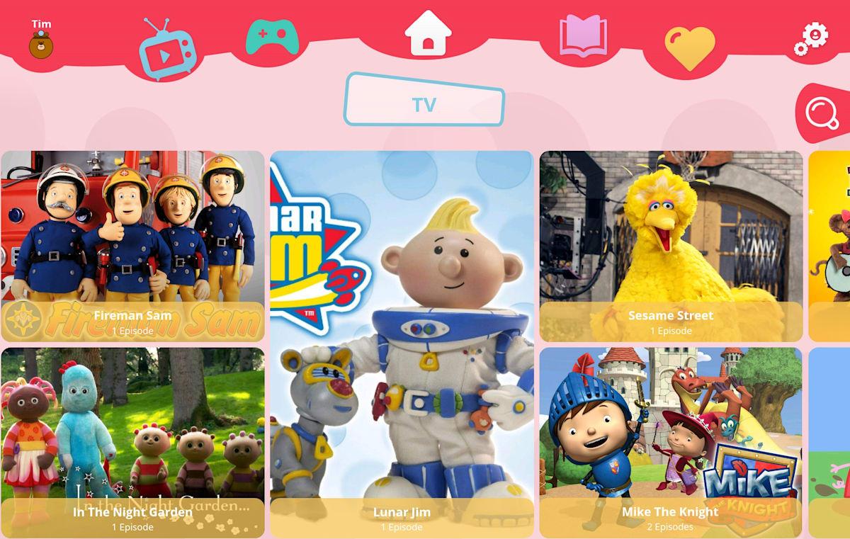 Virgin Media announces exclusive kids TV app   Virgin