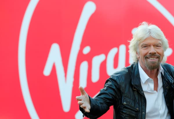 Image result for image richard branson virgin