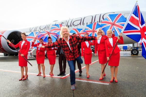 Image result for Virgin Atlantic