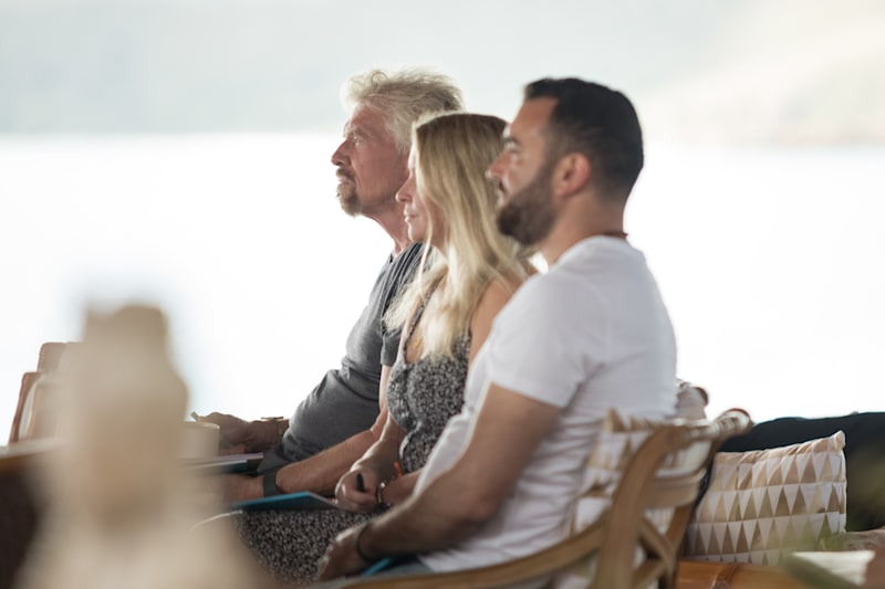 2020 UltraMarine Ocean Summit - Richard Branson - Ocean Unite