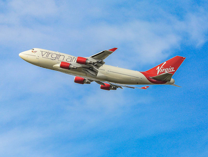 Virgin Atlantic announces world first in race to develop new sustainable aviation fuel