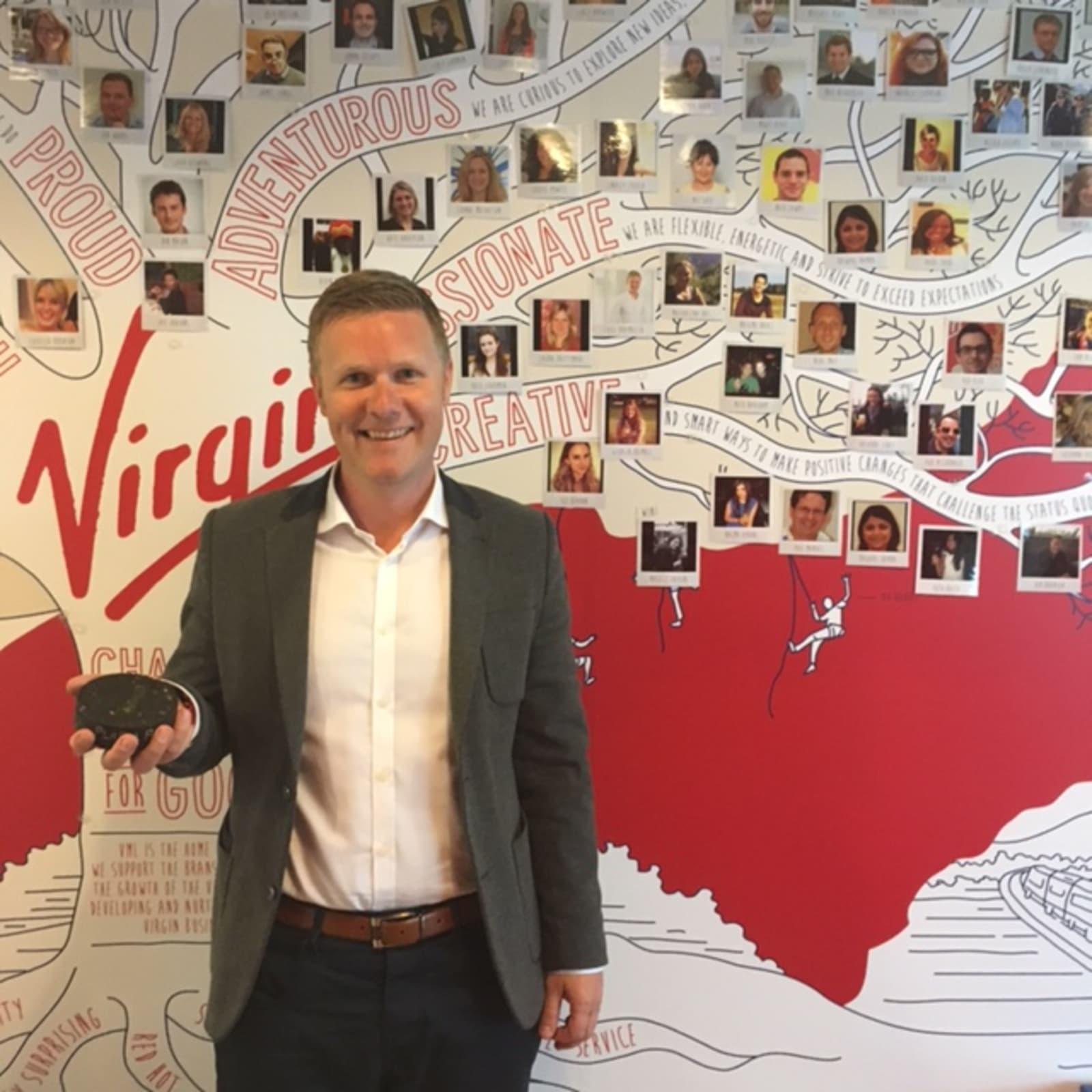 Virgin Unite, VOOM, Impact Award