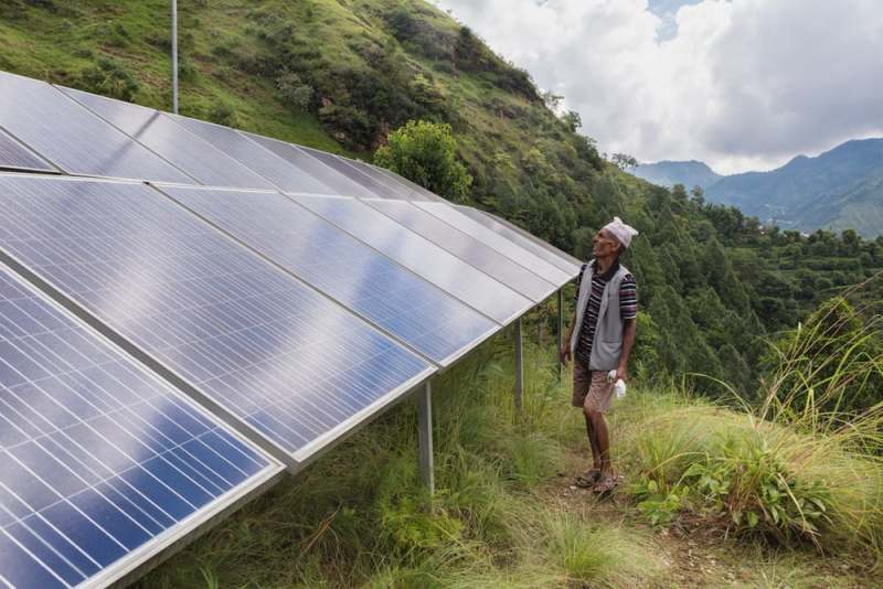 Delivering Affordable Solar To Energy Hungry Nepal Virgin