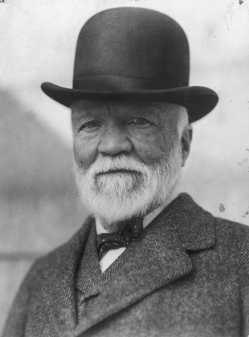The philosophy of epic entrepreneurs: Andrew Carnegie
