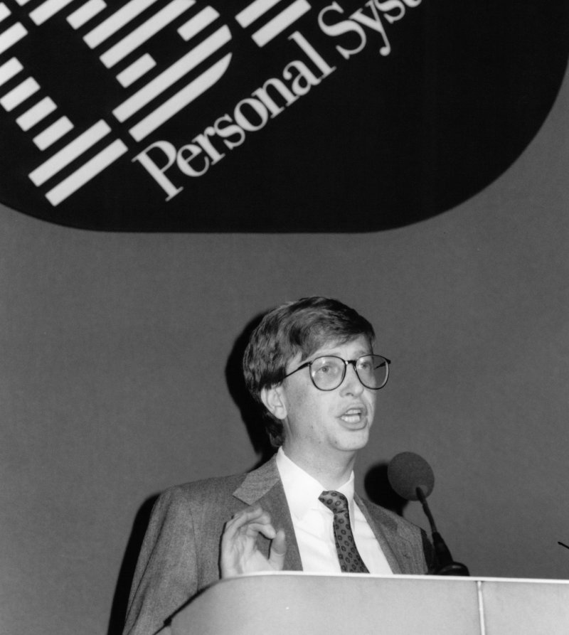 The philosophy of epic entrepreneurs: Bill Gates