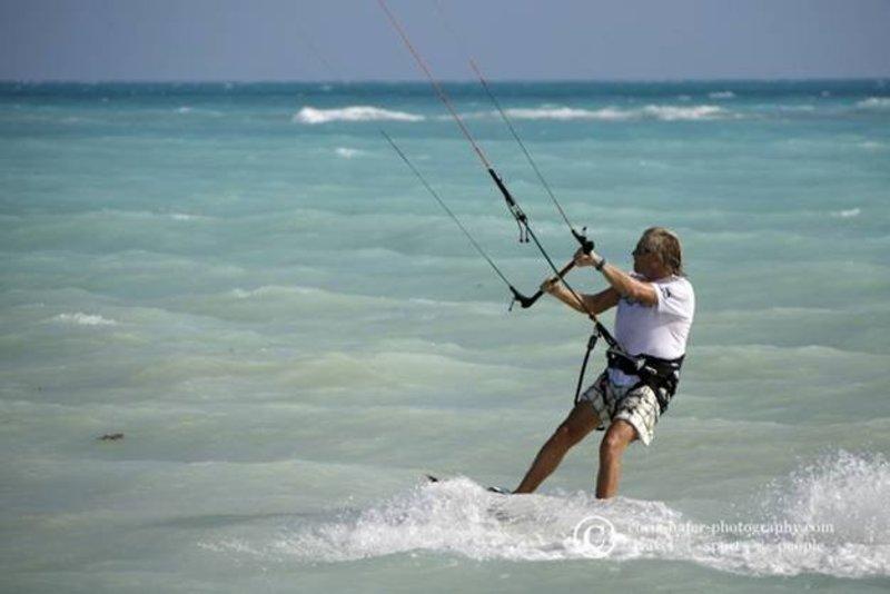 Why I love kitesurfing