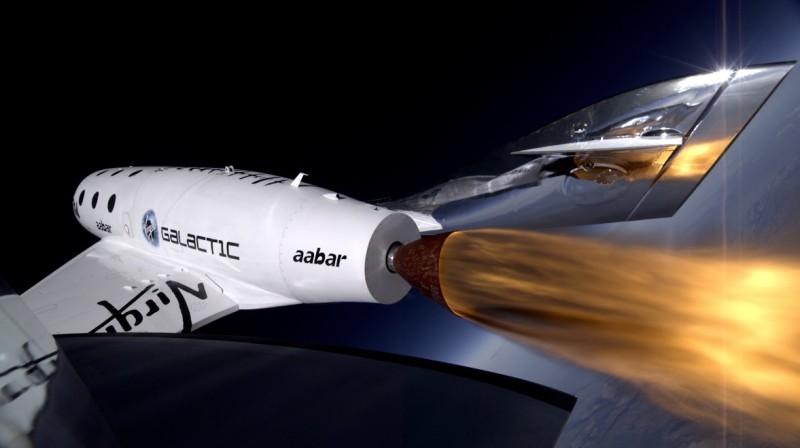 Bloomberg debate the great space race