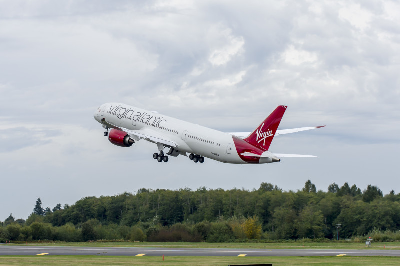 Virgin Atlantic launches WiFi on all flights | Virgin