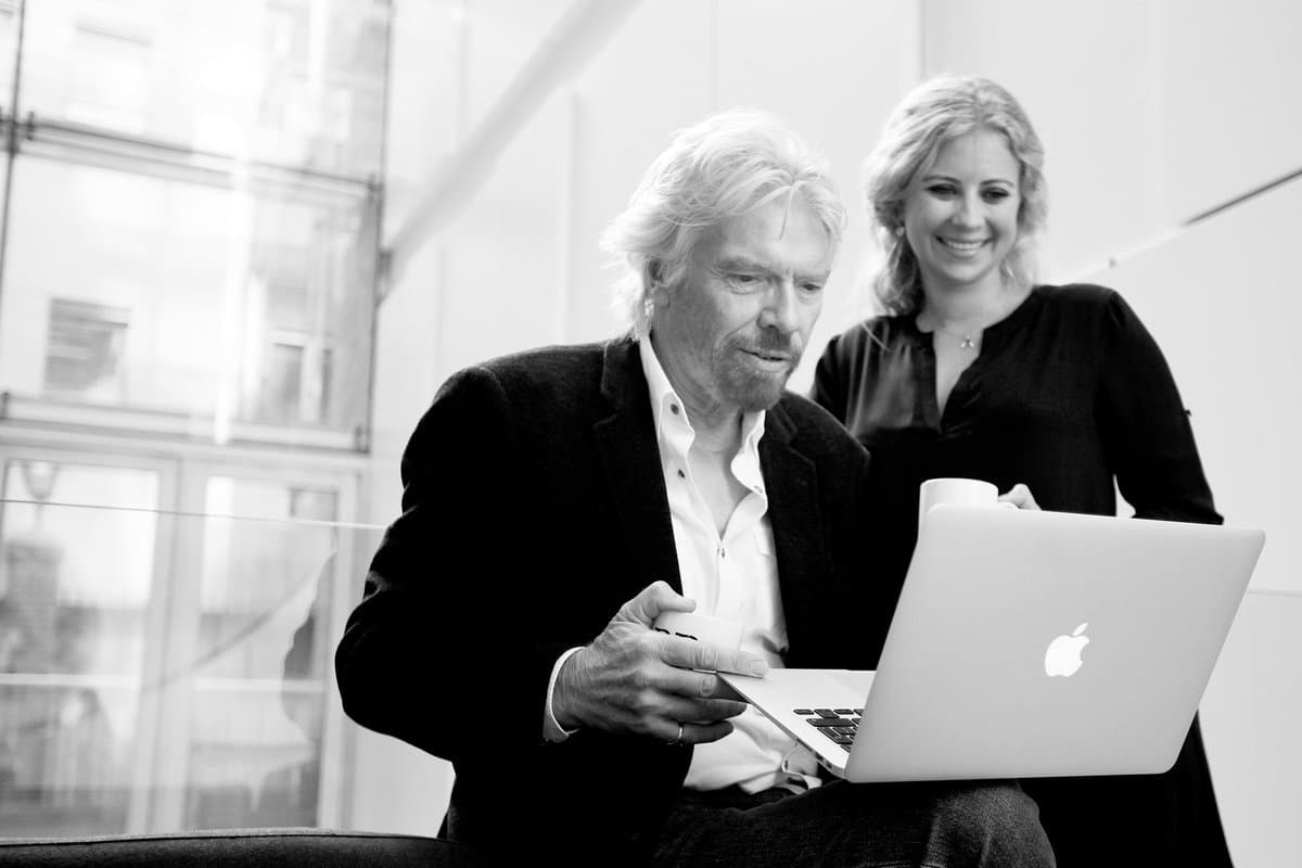 The best way to share a great idea | Virgin