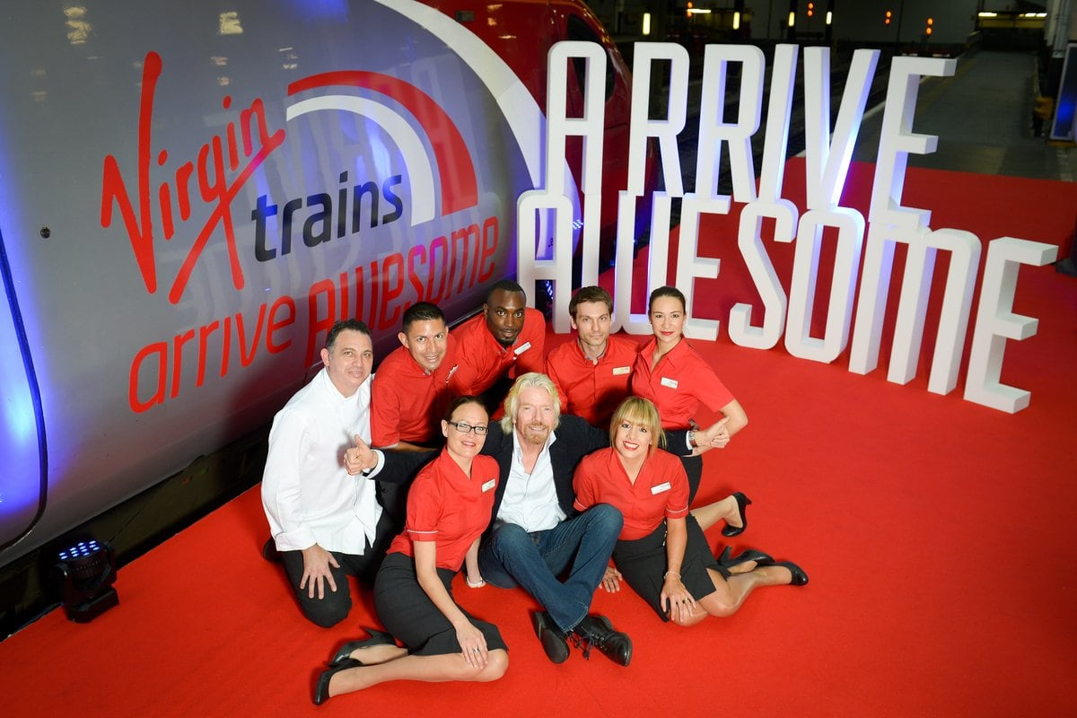 Why richard branson values diversity virgin - Virgin trains head office contact ...