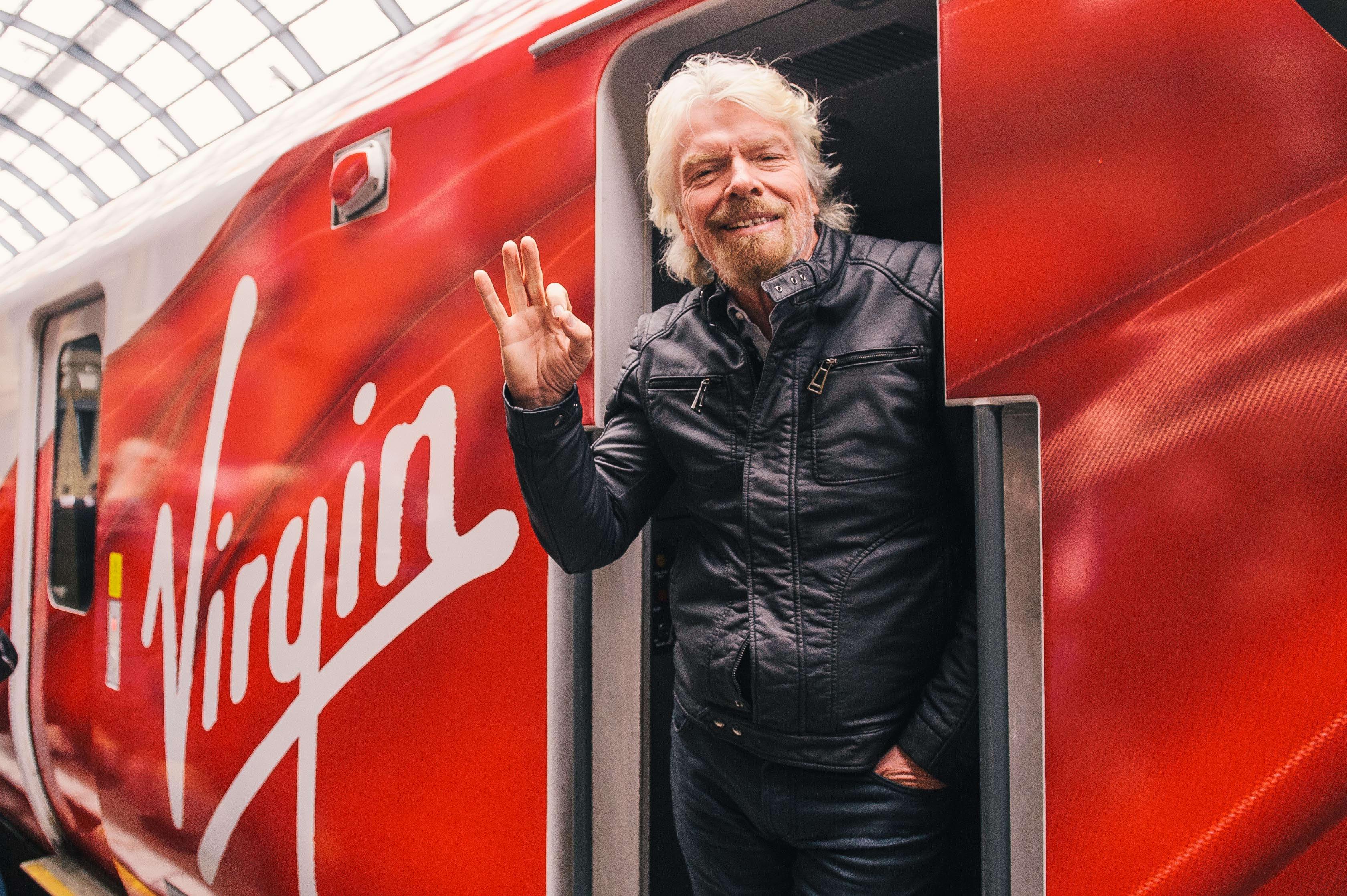 East Coast Auto >> Unveiling the new Virgin Azuma train | Virgin
