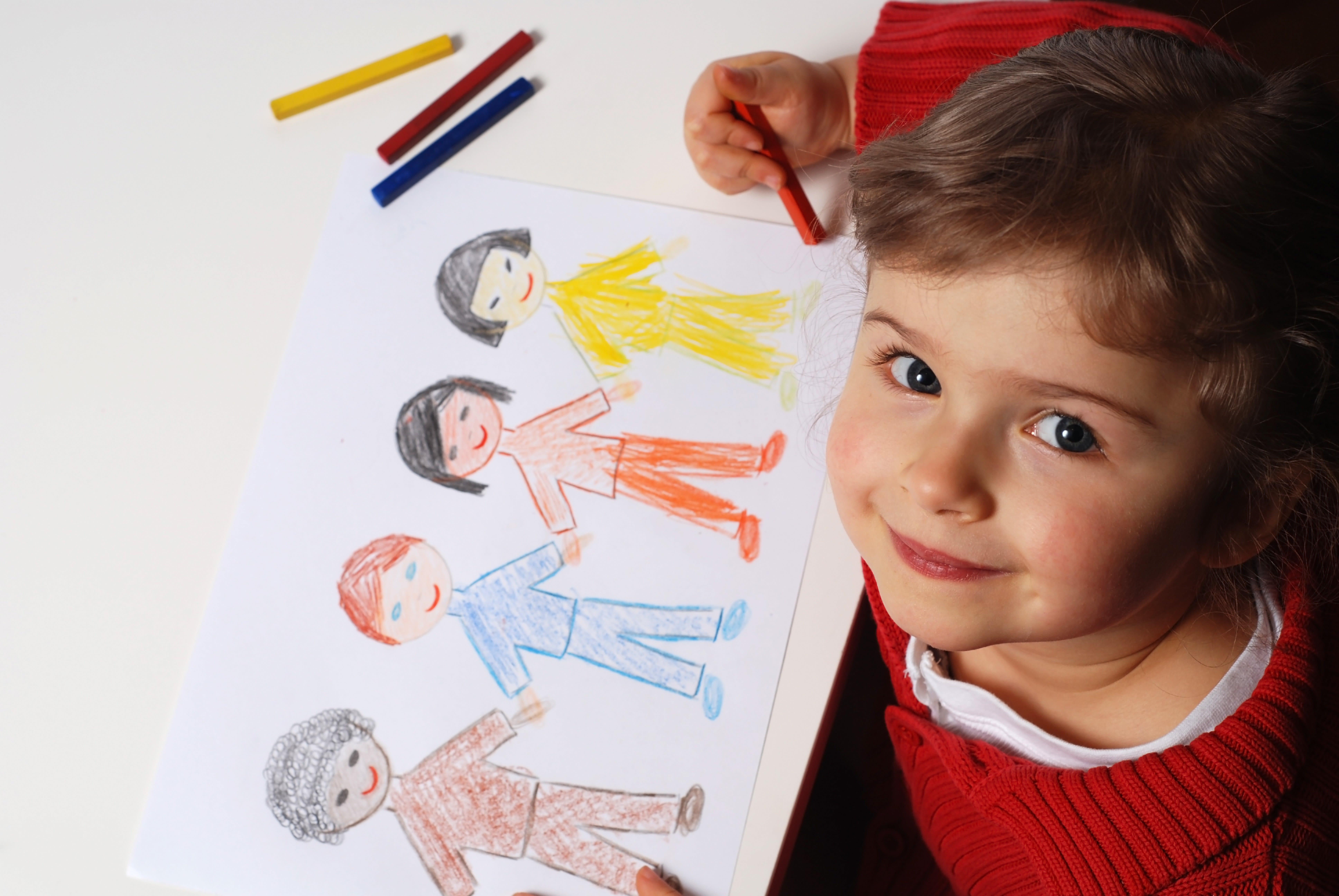 Марта, картинки которые нарисовали дети 8 лет