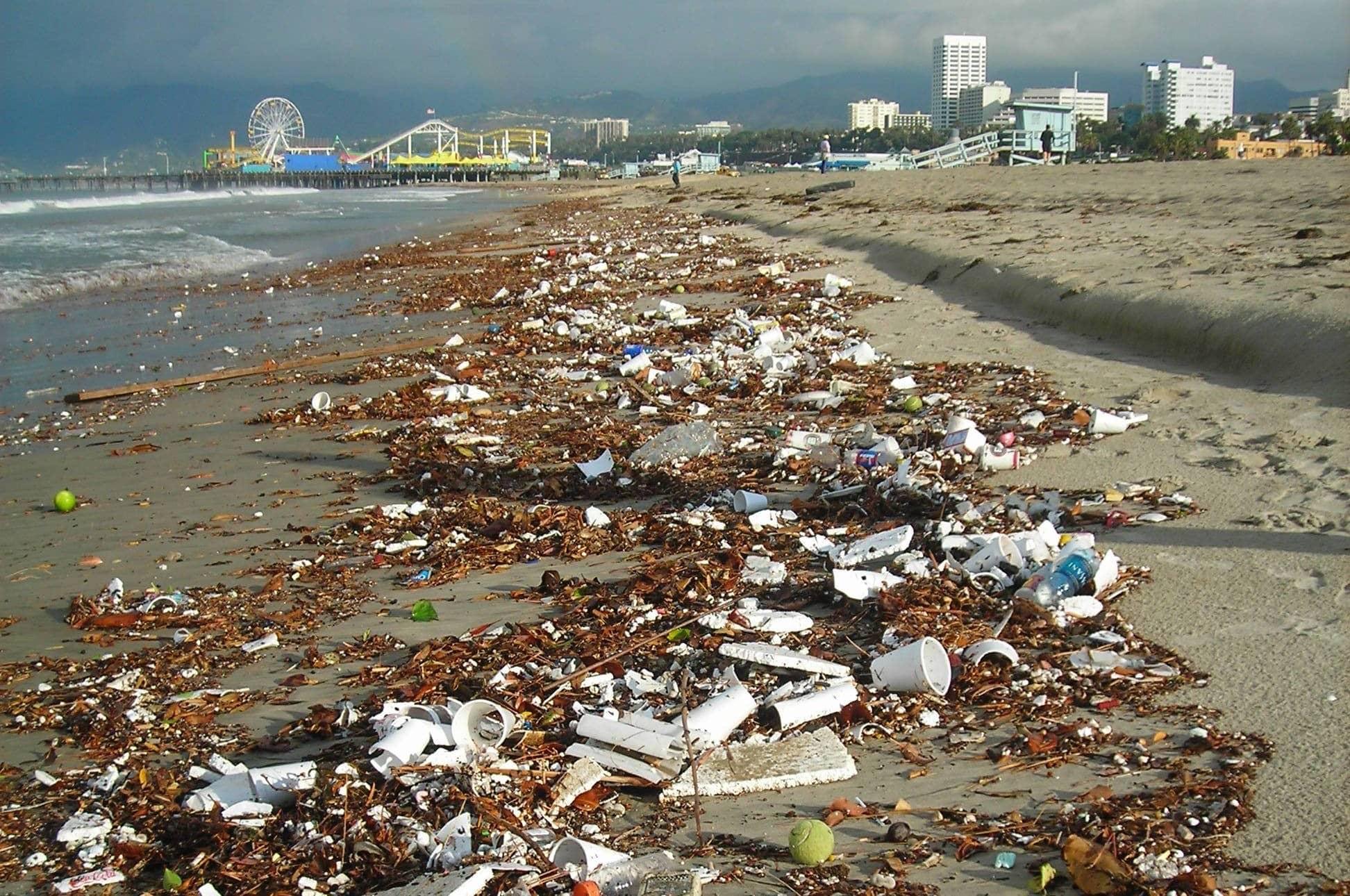 мусорный остров в тихом океане фото шарах этом фото