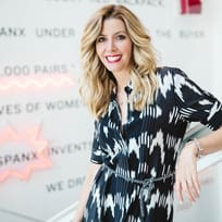 SPANX founder Sarah Blakely