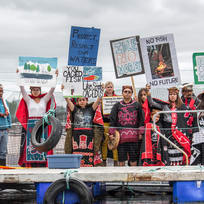 Virgin Unite, Ocean Unite, Salmon farming