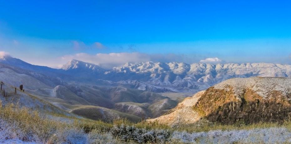 Dzukou Valley Treking