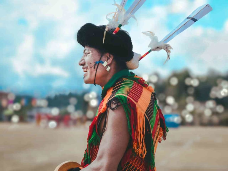 Hornbill Festival: Become One with the Naga
