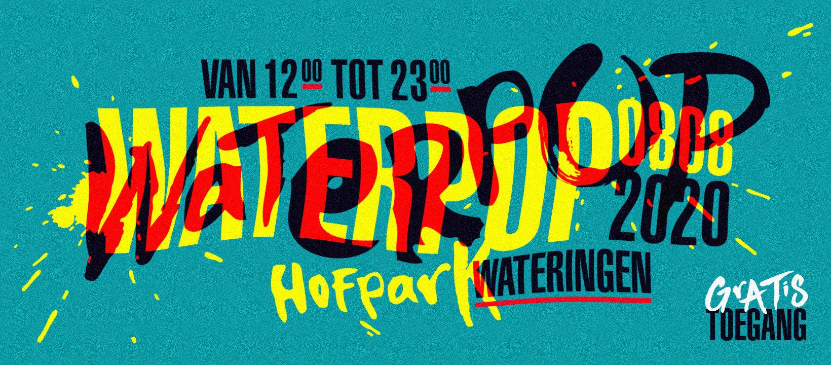 Waterpop 8 augustus 2020
