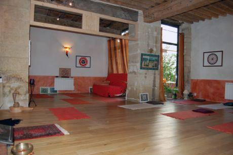 Centre de Yoga Manolaya logo