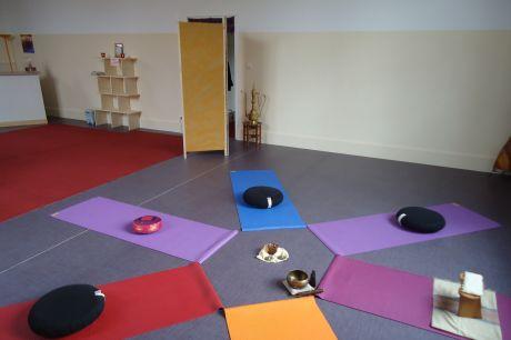 Centre Yoga Equilibre logo
