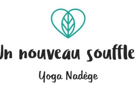 Un nouveau souffle - Yoga Nadège logo