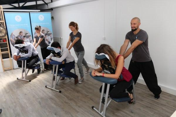 Quels sont les bienfaits du massage en entreprise ?