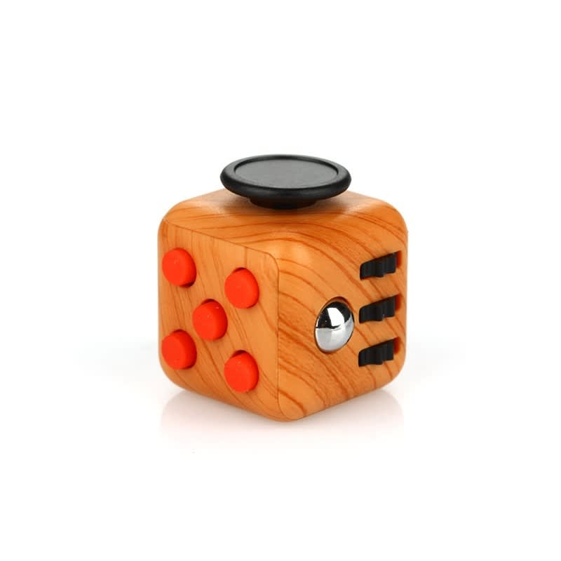 ABS Fidget Cube Stress Relief Toy